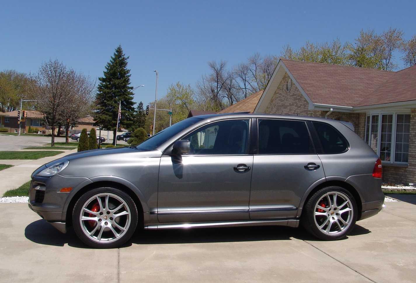 2008 Porsche Cayenne Gts Premium Awd Suv Ebay